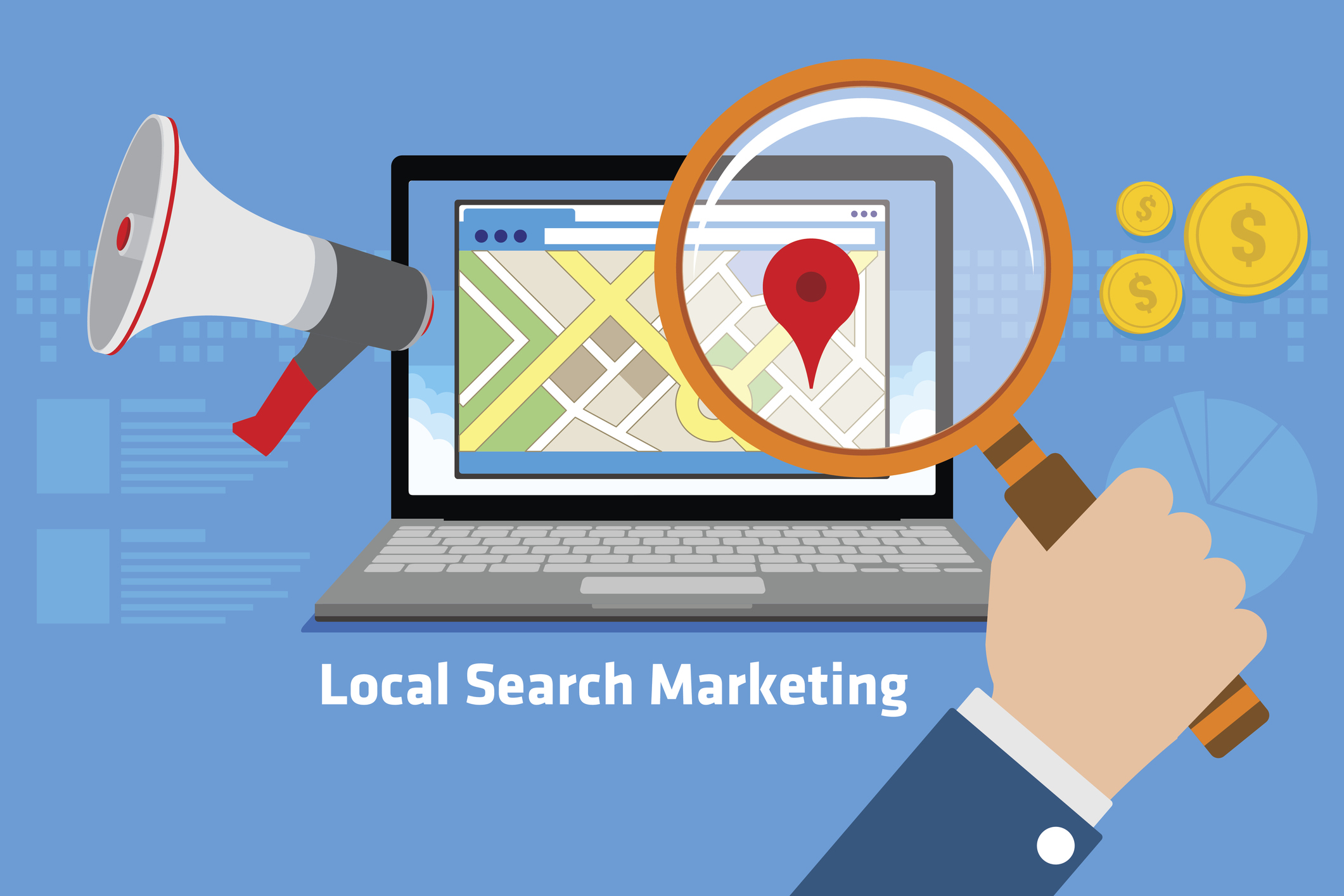 Generating Major Online Local Marketing Success on a Minor Budget