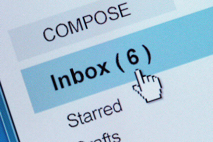 Afraid of Your Inbox? Five Tips for How to Better Deal with Email