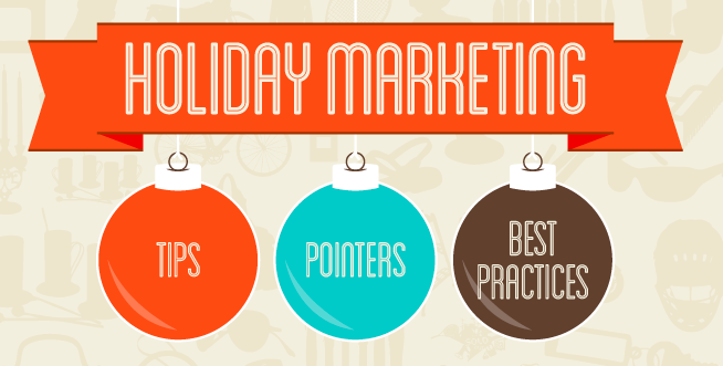 12 Online Marketing Tips for the 12 Days of Christmas