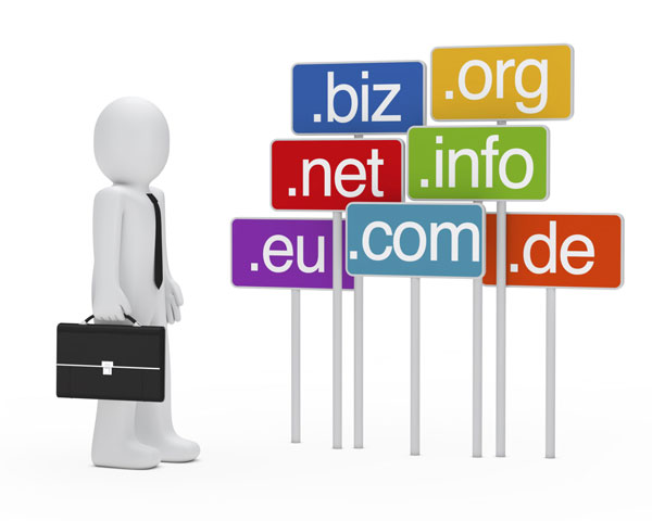 How many domains should my small business register?